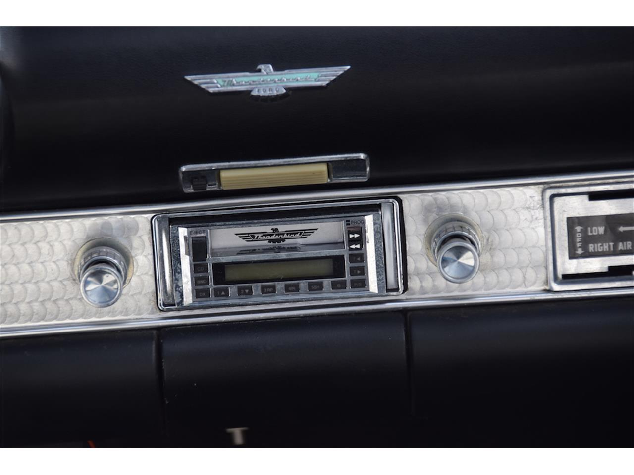 Large Picture of Classic '55 Ford Thunderbird - HHJ2