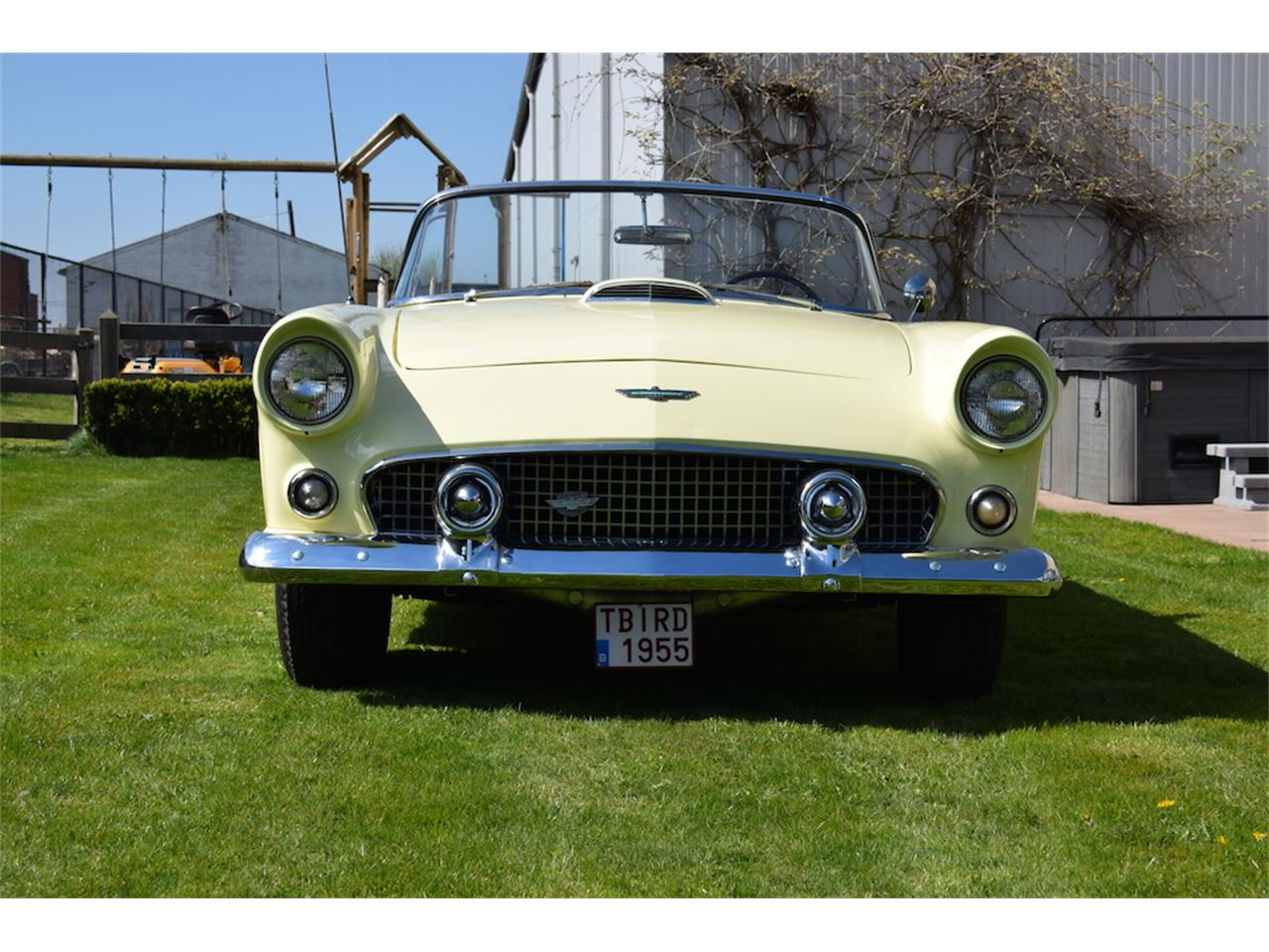 Large Picture of '55 Ford Thunderbird - HHJ2