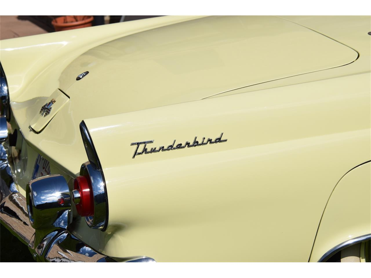 Large Picture of '55 Thunderbird located in europe - $48,000.00 Offered by a Private Seller - HHJ2