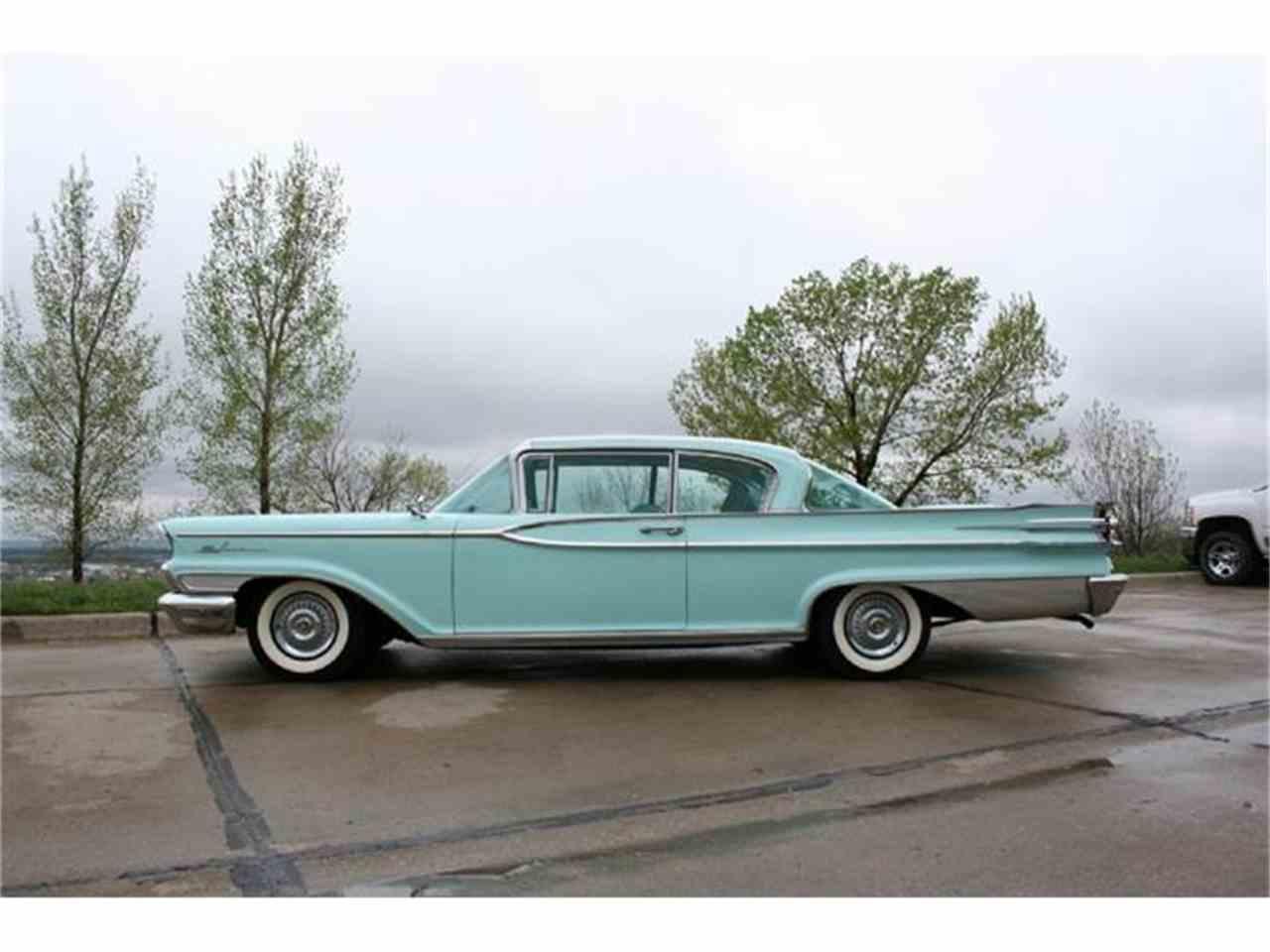 1959 mercury park lane for sale cc 815919. Black Bedroom Furniture Sets. Home Design Ideas