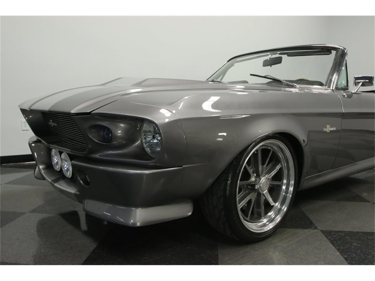 Large Picture of Classic 1967 Mustang located in Lutz Florida Offered by Streetside Classics - Tampa - HDGJ