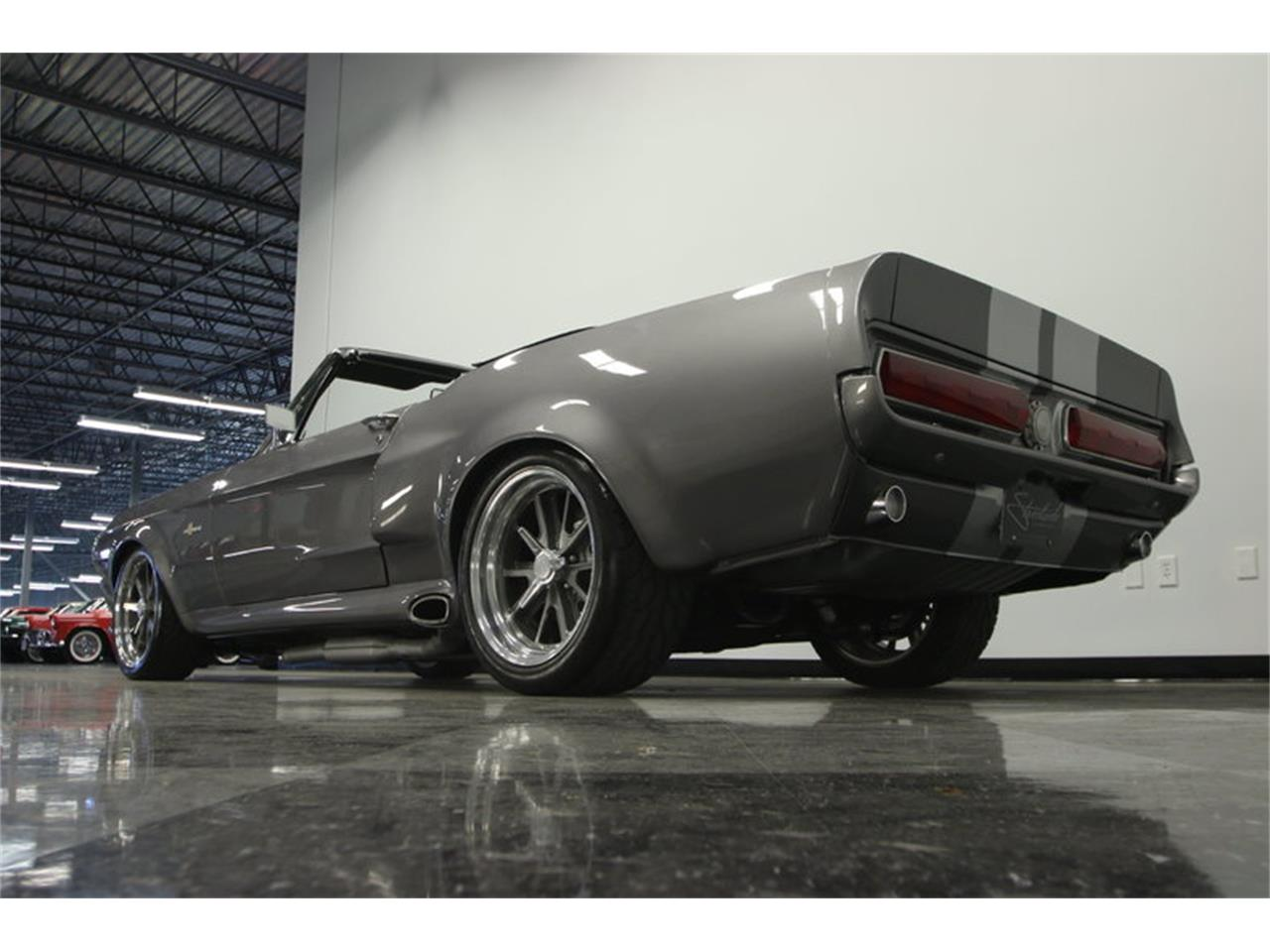 Large Picture of '67 Ford Mustang located in Florida Offered by Streetside Classics - Tampa - HDGJ
