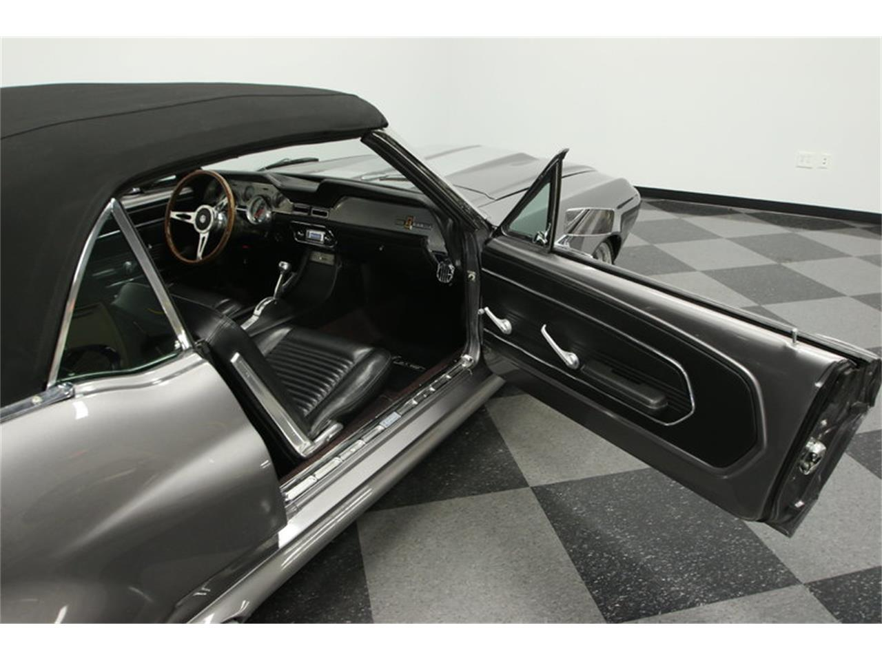 Large Picture of '67 Ford Mustang - HDGJ