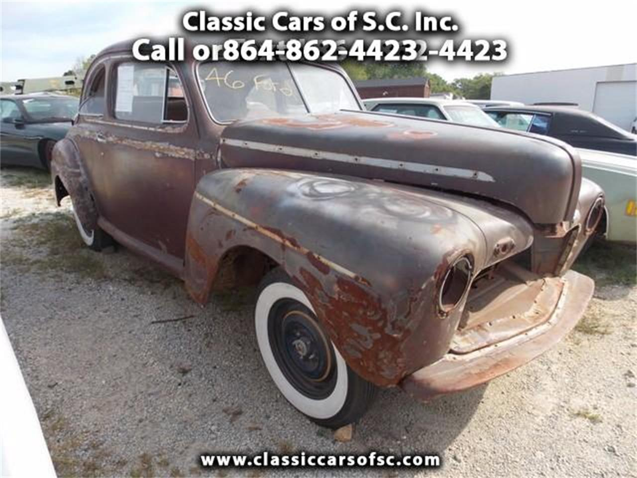 Large Picture of Classic '46 Ford Deluxe - $6,500.00 - HHN5