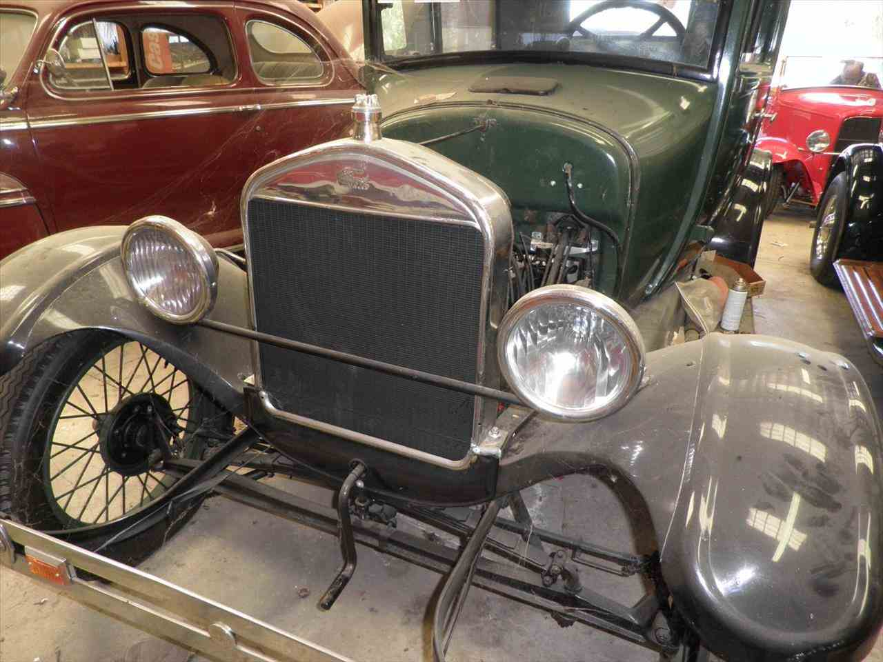 Large Picture of Classic '26 Ford 2-Dr Sedan - HHN9