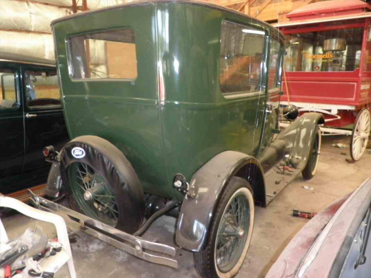 Large Picture of Classic '26 Ford 2-Dr Sedan located in California - $13,500.00 - HHN9