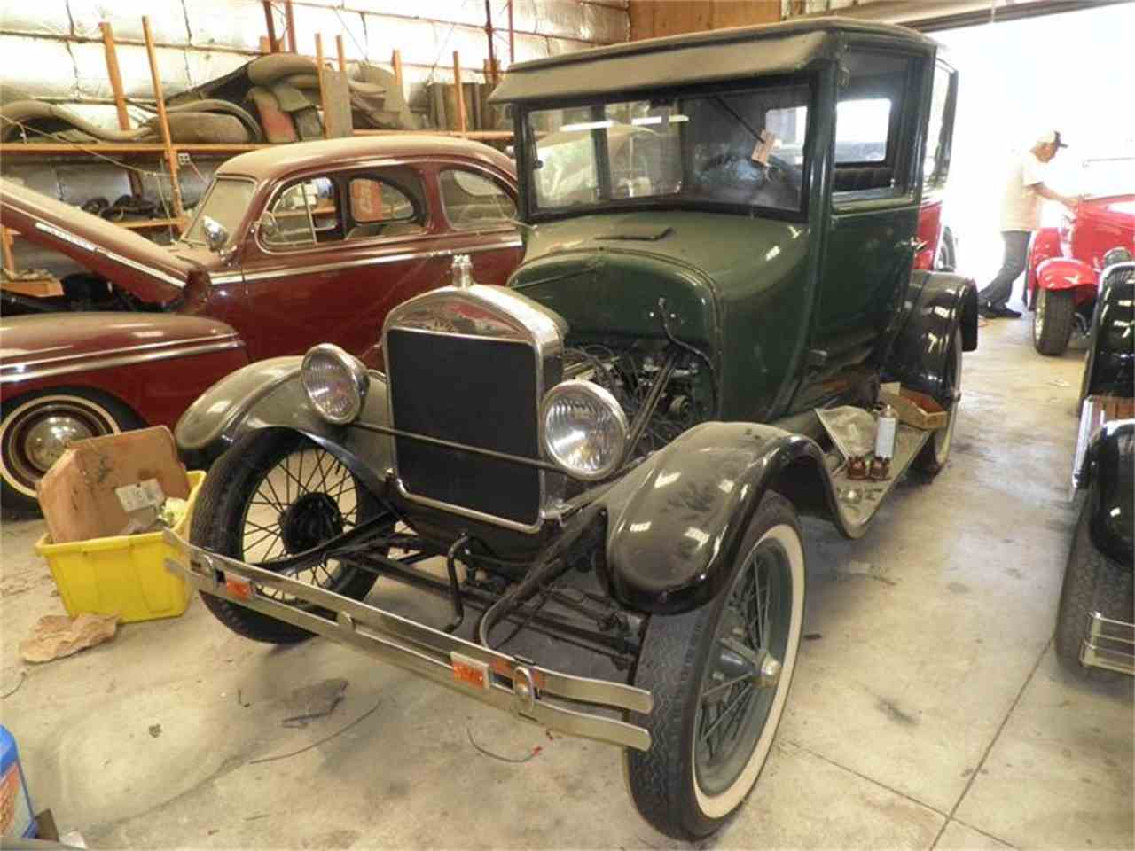 Large Picture of '26 Ford 2-Dr Sedan - $13,500.00 Offered by Classic Car Guy - HHN9