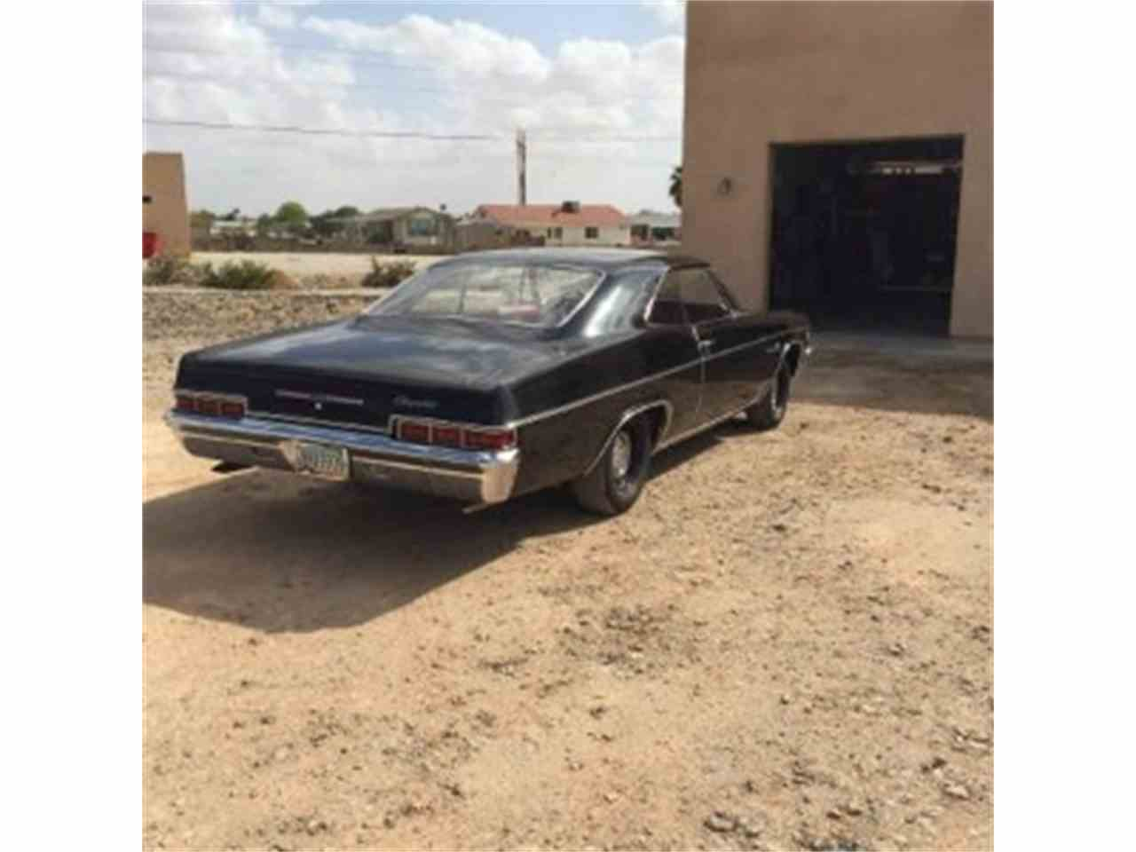 Large Picture of '66 Impala - HHQF