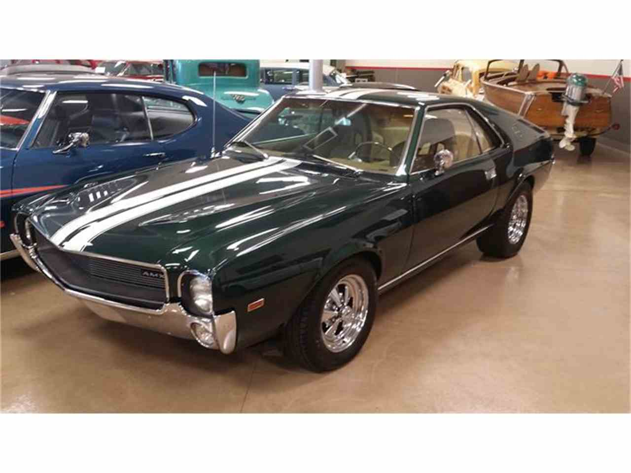 Large Picture of '68 AMX - HI5C