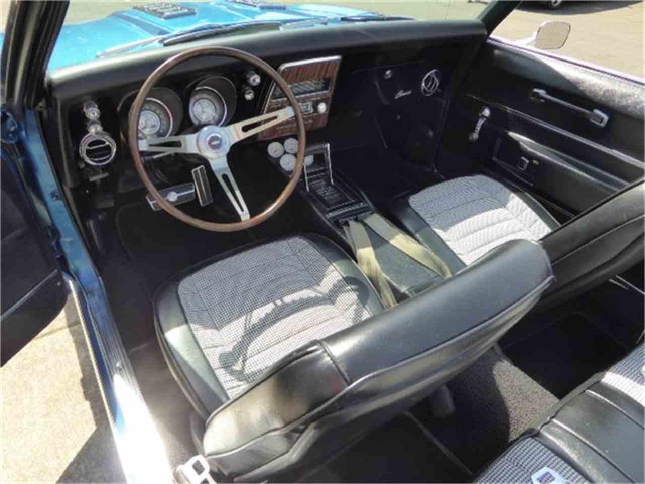 1968 Chevrolet Camaro RS/SS for Sale | ClassicCars.com | CC-816673
