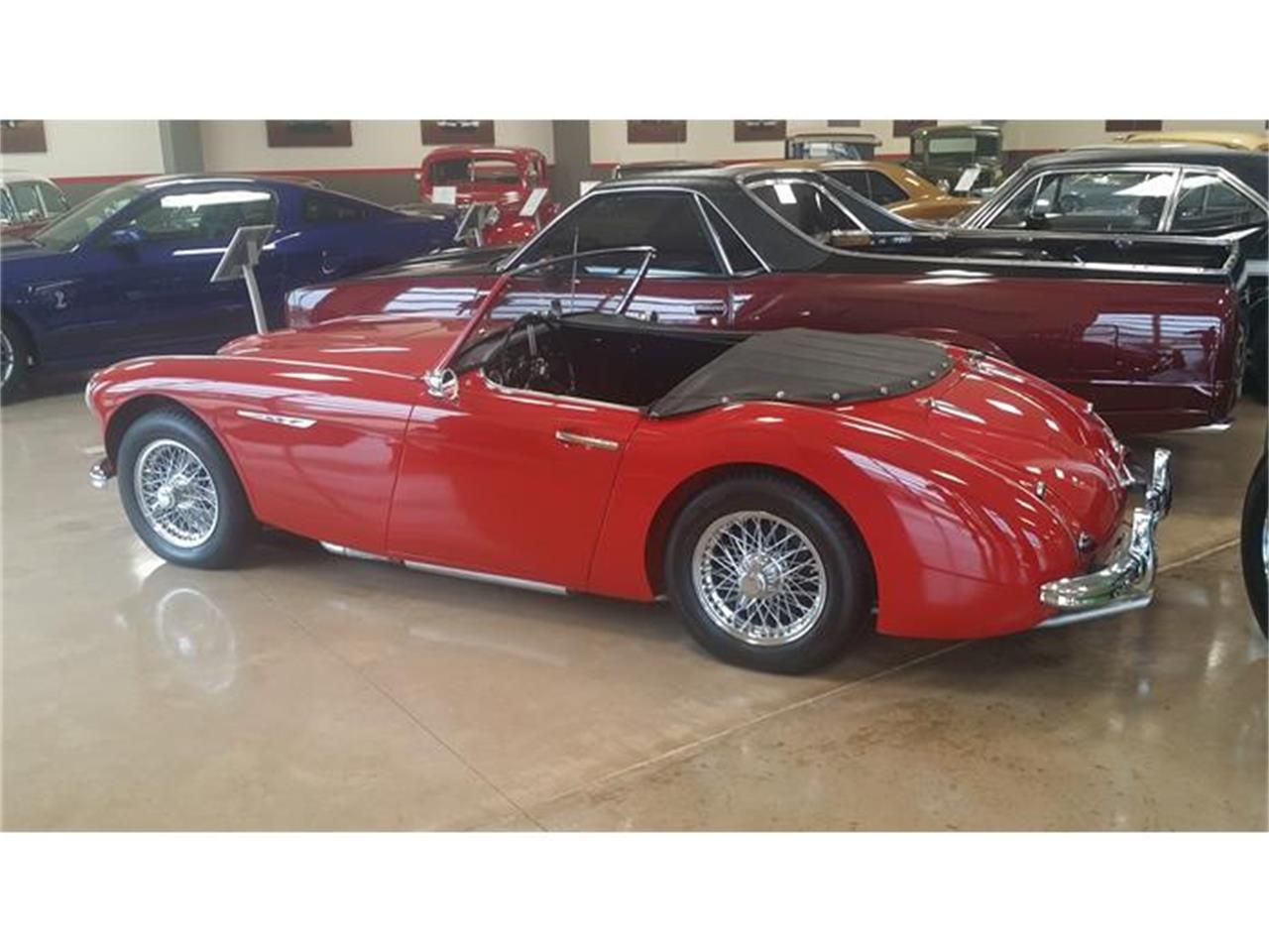 Large Picture of Classic 1960 Austin-Healey 3000 - HI5E