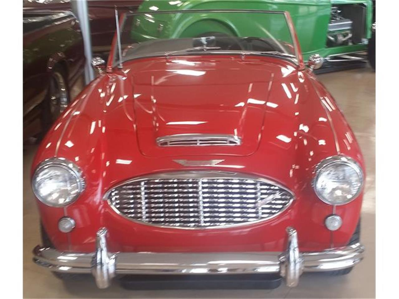 Large Picture of 1960 Austin-Healey 3000 located in Mississippi - HI5E
