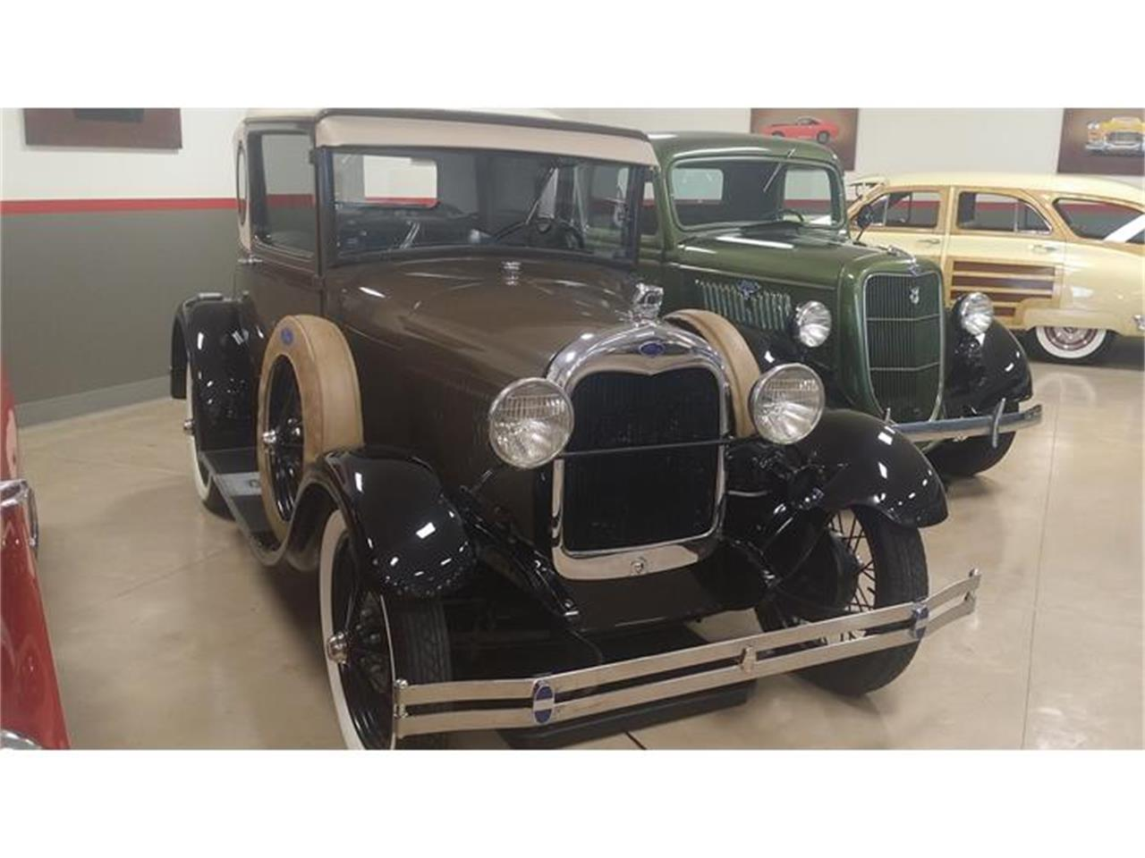 Large Picture of Classic '29 Ford Model A located in Mississippi - $38,675.00 Offered by Pappi's Garage - HI5Z