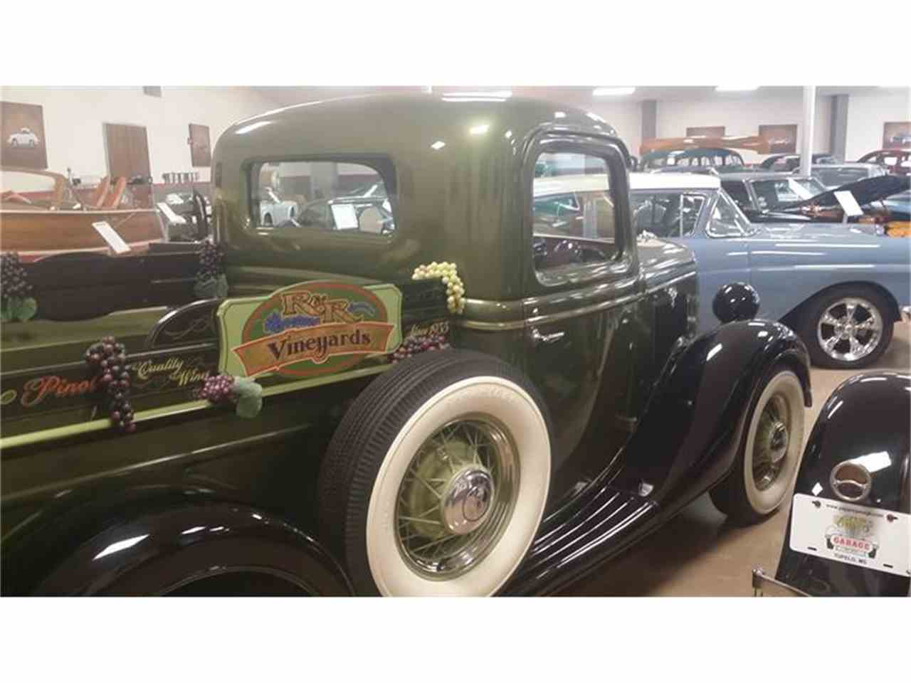 Large Picture of '35 Pickup - HI63