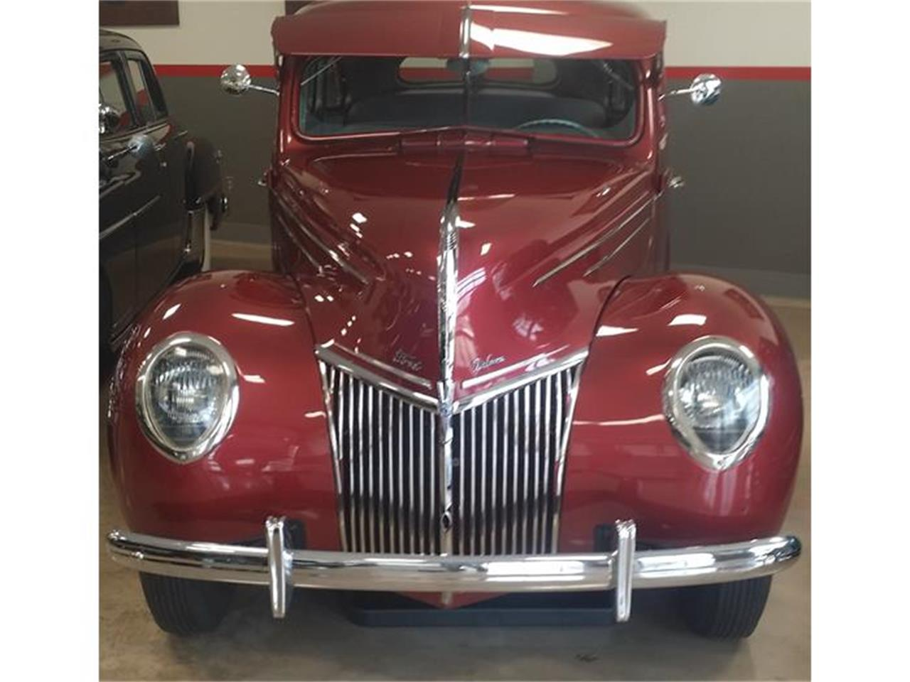 Large Picture of Classic '39 Ford Deluxe located in Tupelo Mississippi - $24,750.00 Offered by Pappi's Garage - HI65