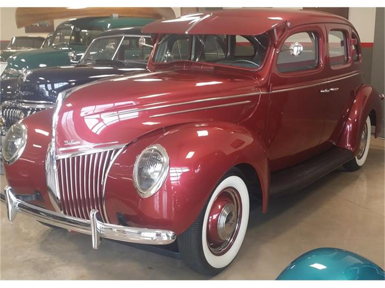Large Picture of Classic '39 Deluxe located in Mississippi - $24,750.00 - HI65