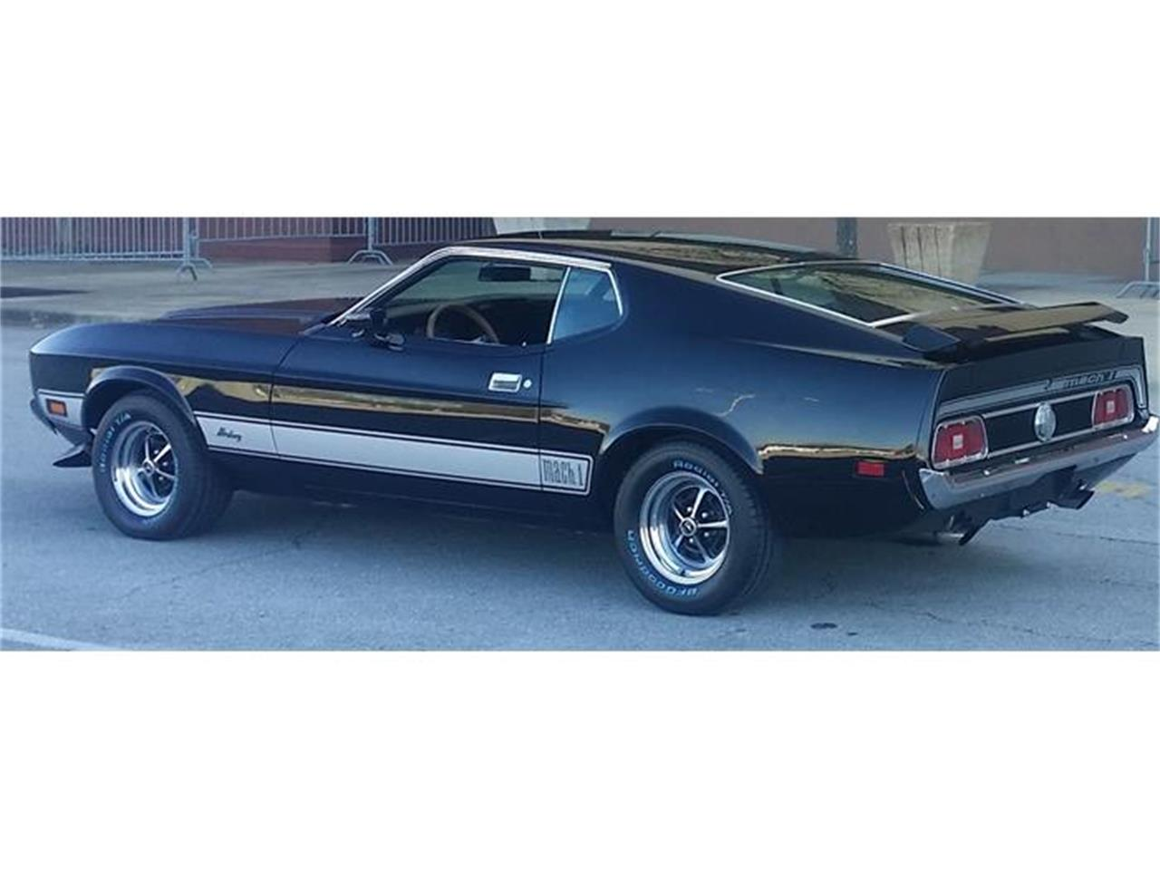 Large Picture of Classic '73 Mustang Mach 1 located in Mississippi Offered by Pappi's Garage - HI6B