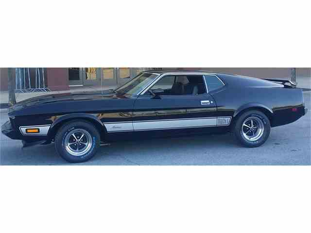 1973 ford mustang mach 1 for sale on classiccars