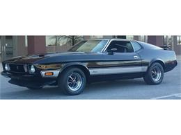 Picture of Classic '73 Mustang Mach 1 located in Tupelo Mississippi Offered by Pappi's Garage - HI6B
