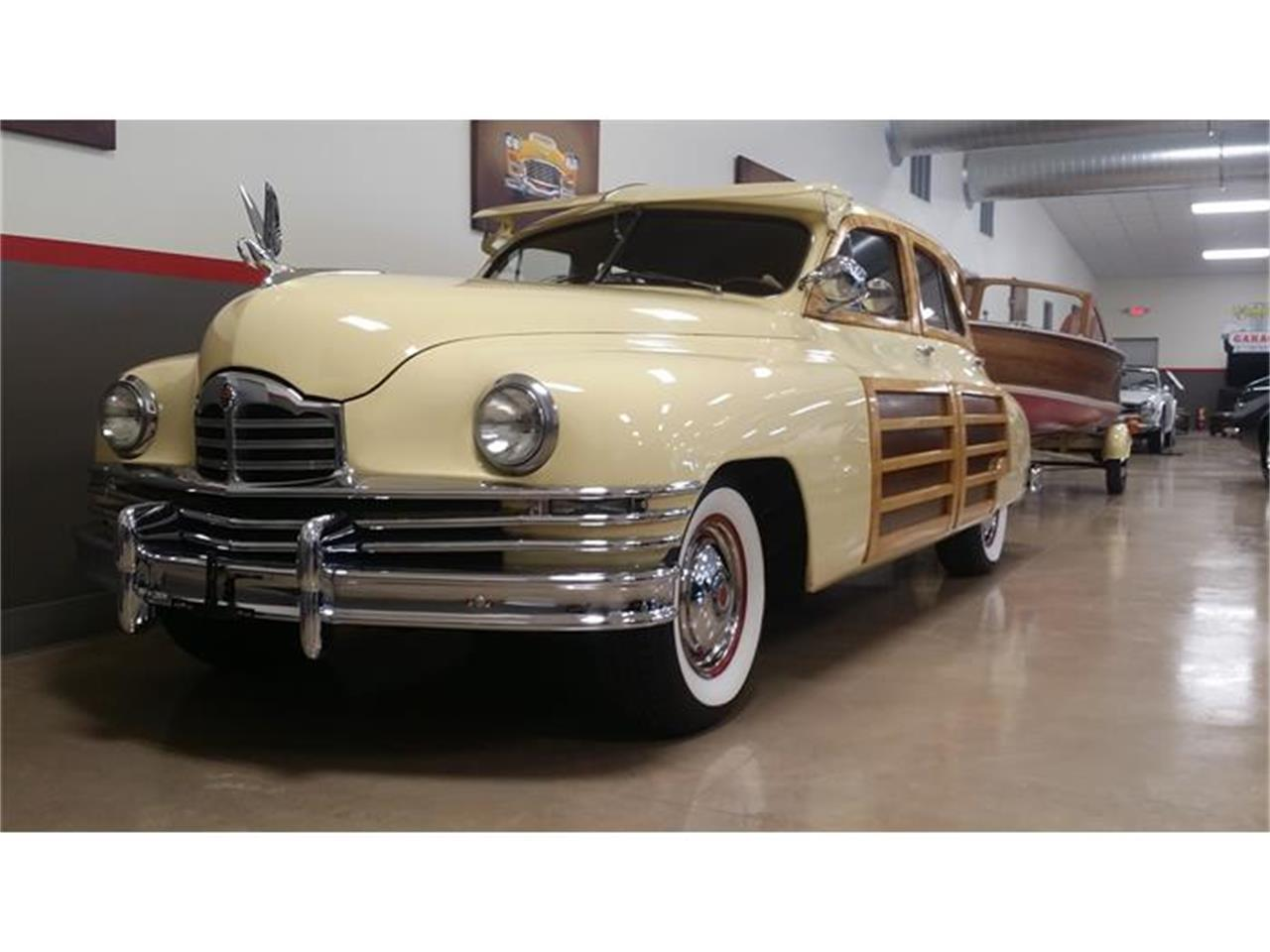 Large Picture of Classic 1950 Woody Wagon located in Tupelo Mississippi - $62,150.00 Offered by Pappi's Garage - HI6G
