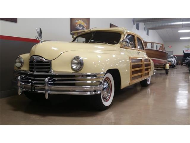 Picture of Classic 1950 Packard Woody Wagon - $62,150.00 - HI6G