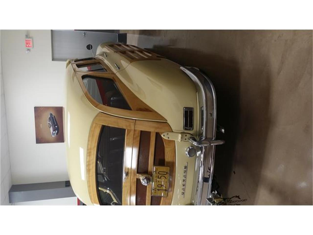 Large Picture of Classic 1950 Woody Wagon Offered by Pappi's Garage - HI6G