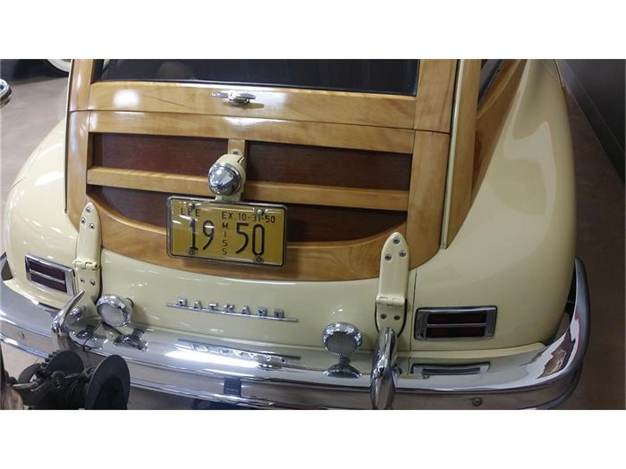 Large Picture of Classic 1950 Packard Woody Wagon - $62,150.00 Offered by Pappi's Garage - HI6G