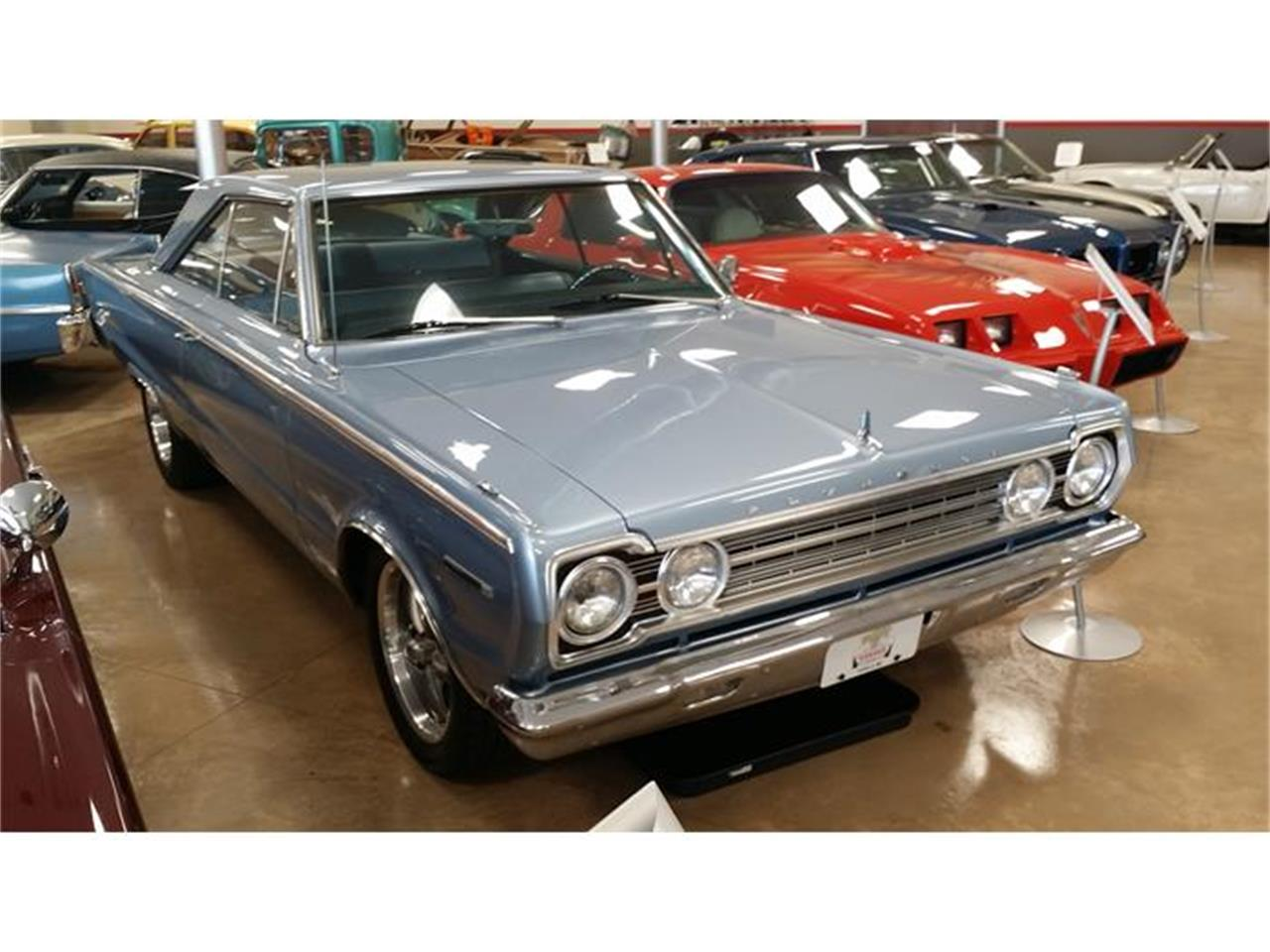 Large Picture of '67 Belvedere located in Tupelo Mississippi - HI6I