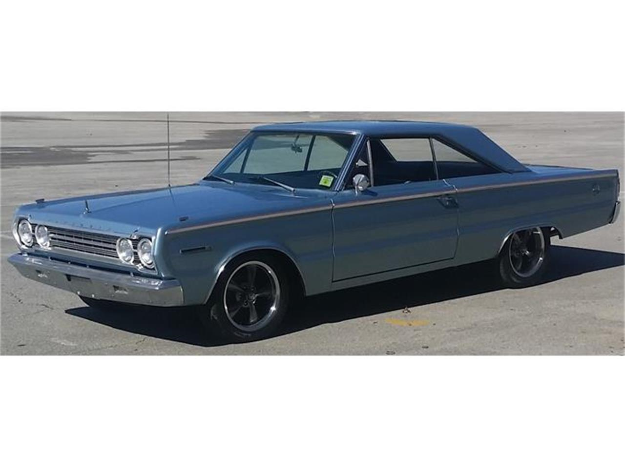 Large Picture of Classic '67 Belvedere located in Tupelo Mississippi Offered by Pappi's Garage - HI6I