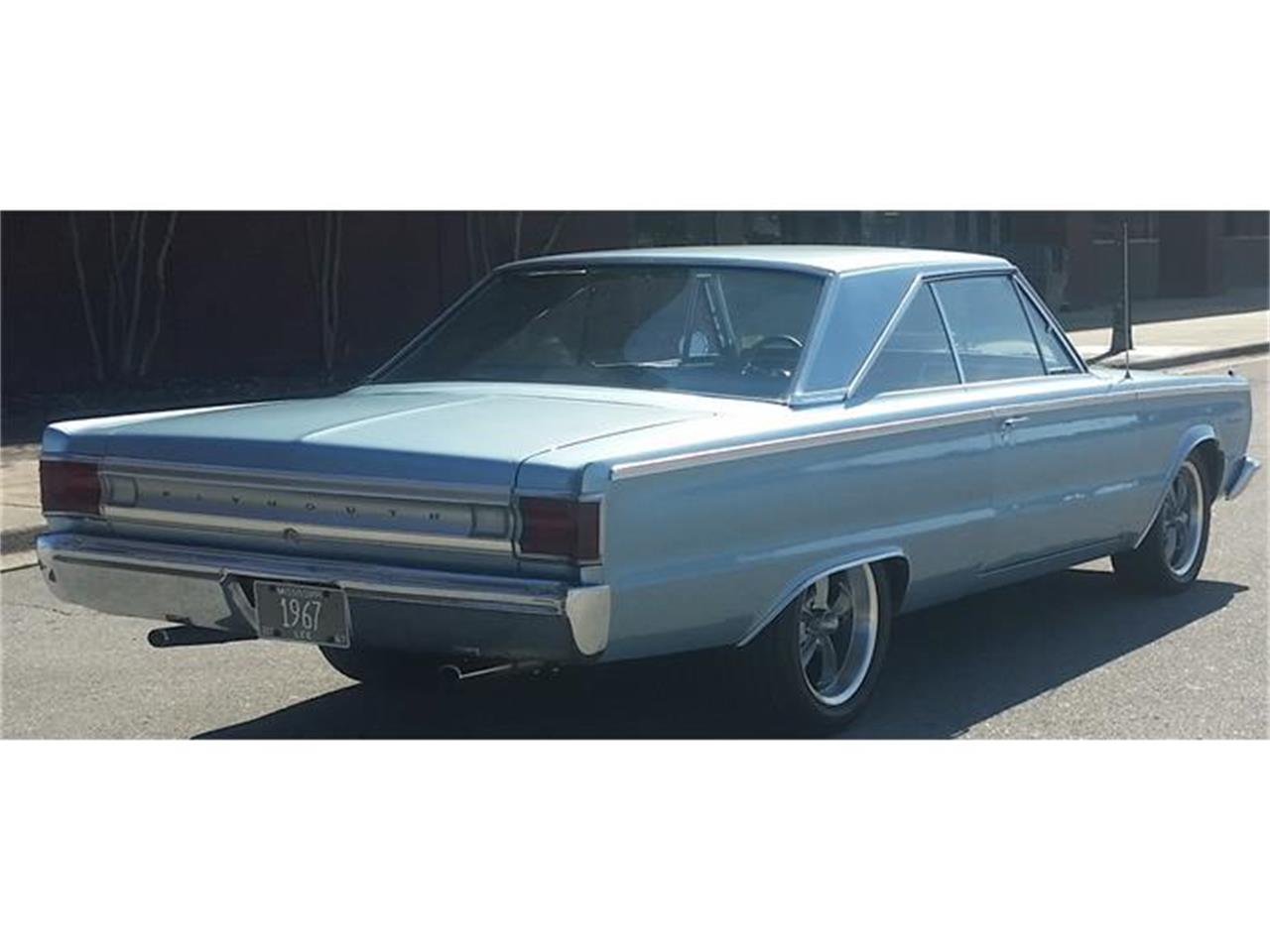 Large Picture of '67 Plymouth Belvedere - HI6I
