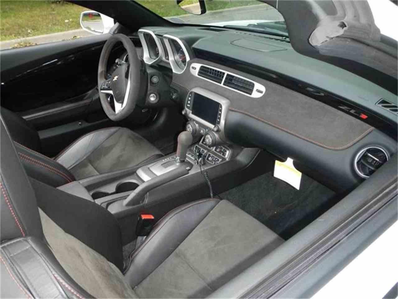 Large Picture of '13 Camaro ZL1 - HI6T