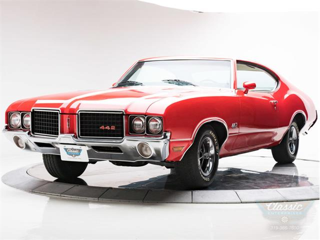 Picture of Classic 1972 Oldsmobile Cutlass located in Iowa - $30,950.00 Offered by  - HIAM