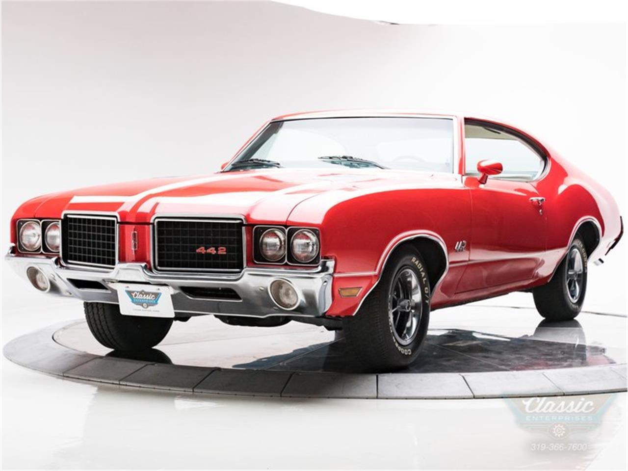 Large Picture of 1972 Cutlass located in Cedar Rapids Iowa - $28,950.00 - HIAM