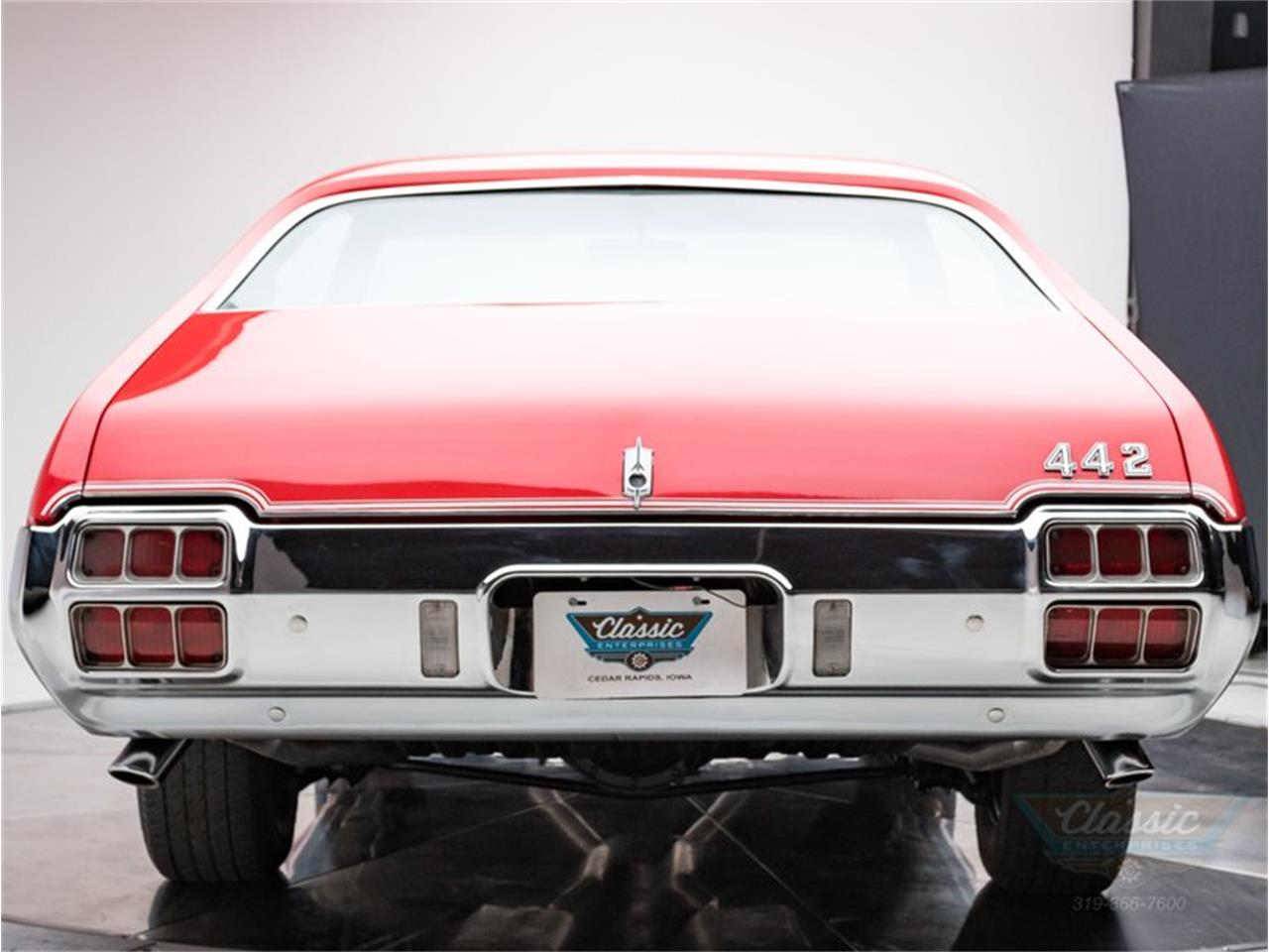 Large Picture of Classic 1972 Oldsmobile Cutlass Offered by Duffy's Classic Cars - HIAM