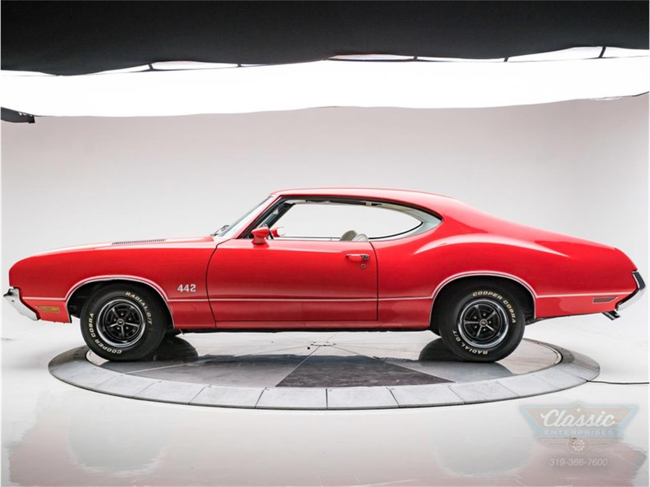 Large Picture of Classic 1972 Cutlass - $28,950.00 Offered by Duffy's Classic Cars - HIAM