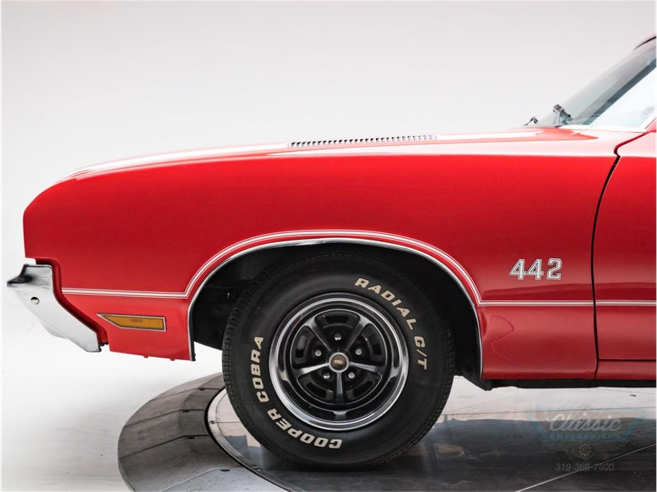 Large Picture of 1972 Oldsmobile Cutlass - $28,950.00 - HIAM