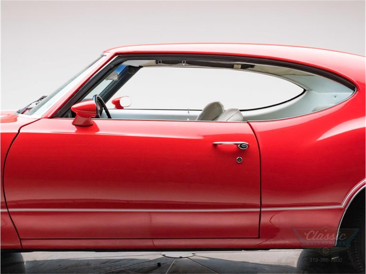 Large Picture of '72 Cutlass located in Iowa Offered by Duffy's Classic Cars - HIAM