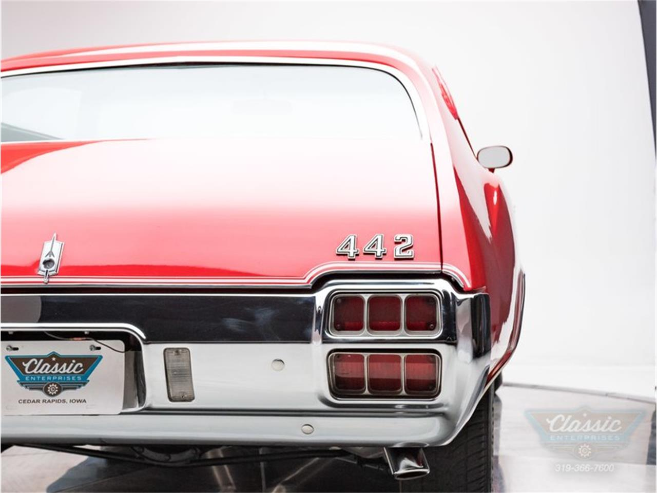 Large Picture of 1972 Oldsmobile Cutlass located in Iowa Offered by Duffy's Classic Cars - HIAM