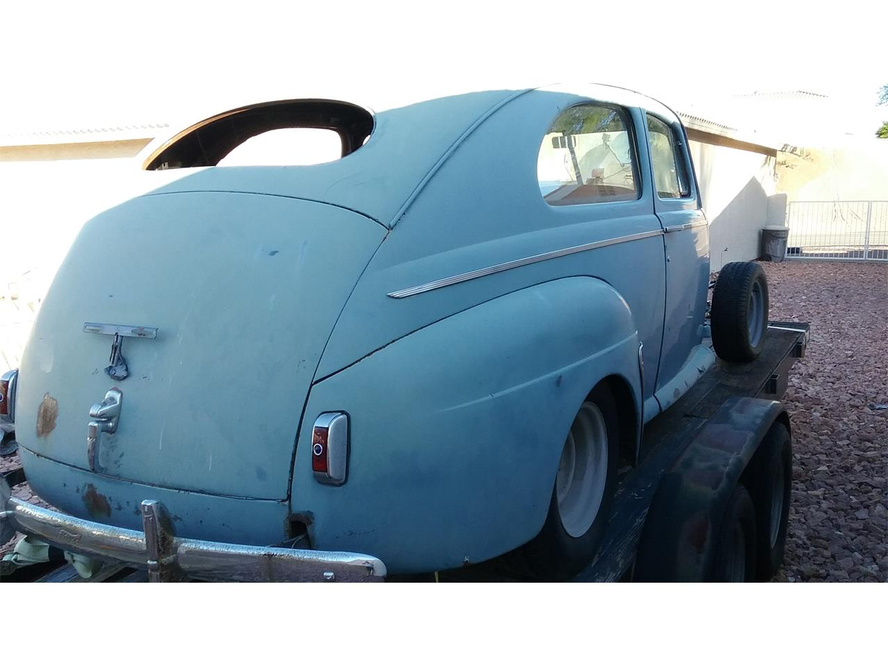 Large Picture of Classic '41 Ford Sedan located in Peoria Arizona - HIIW