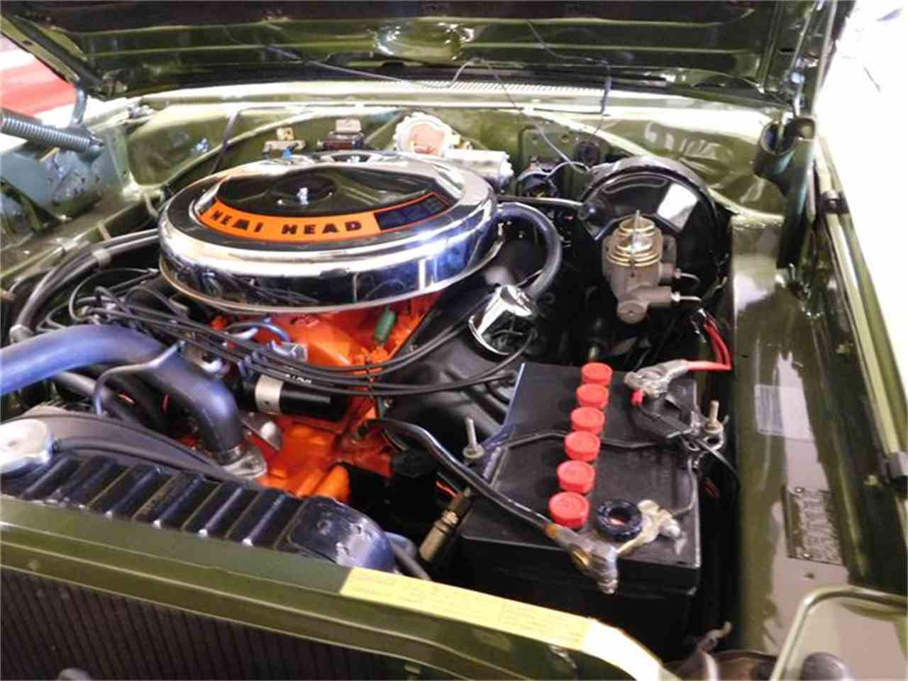 Large Picture of '69 Charger 500 - HIJ8