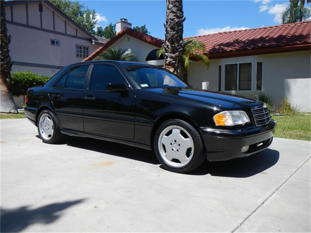 For Sale 1999 Mercedes Benz C43 Amg In Woodlalnd Hills California