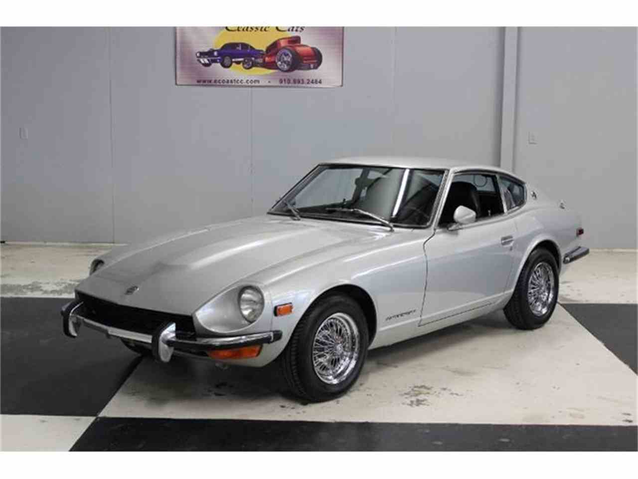 Large Picture of 1973 Datsun 240Z located in North Carolina - HIRV