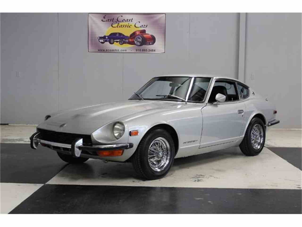 Large Picture of Classic '73 240Z located in North Carolina - $17,500.00 Offered by East Coast Classic Cars - HIRV