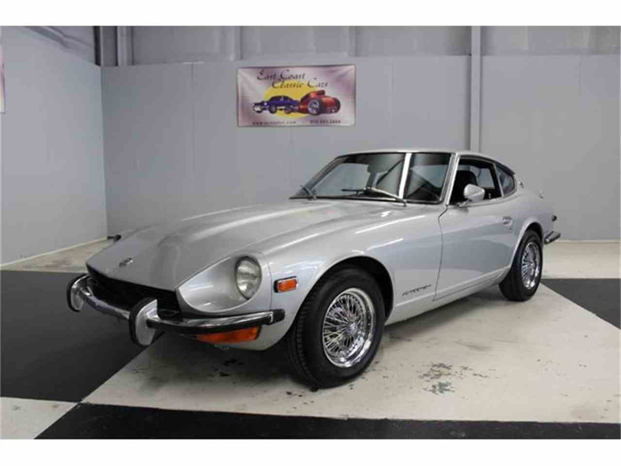Large Picture of Classic 1973 240Z located in Lillington North Carolina - $17,500.00 - HIRV
