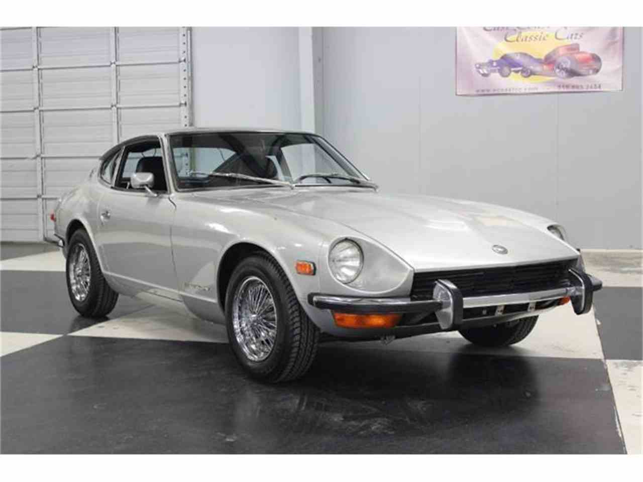 Large Picture of 1973 240Z - $17,500.00 Offered by East Coast Classic Cars - HIRV