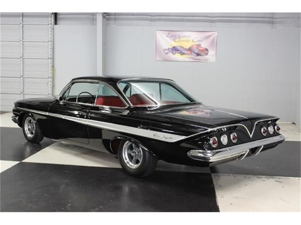 Large Picture of 1961 Chevrolet Impala located in North Carolina Offered by East Coast Classic Cars - HJ60