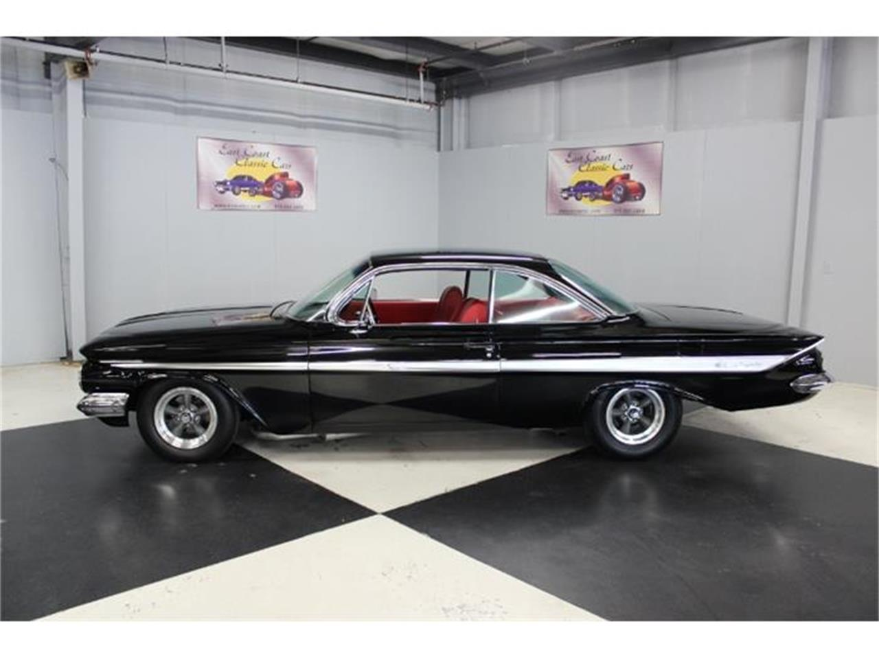 Large Picture of Classic 1961 Chevrolet Impala located in Lillington North Carolina Offered by East Coast Classic Cars - HJ60
