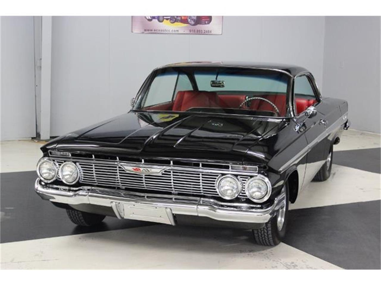 Large Picture of 1961 Chevrolet Impala located in North Carolina - HJ60