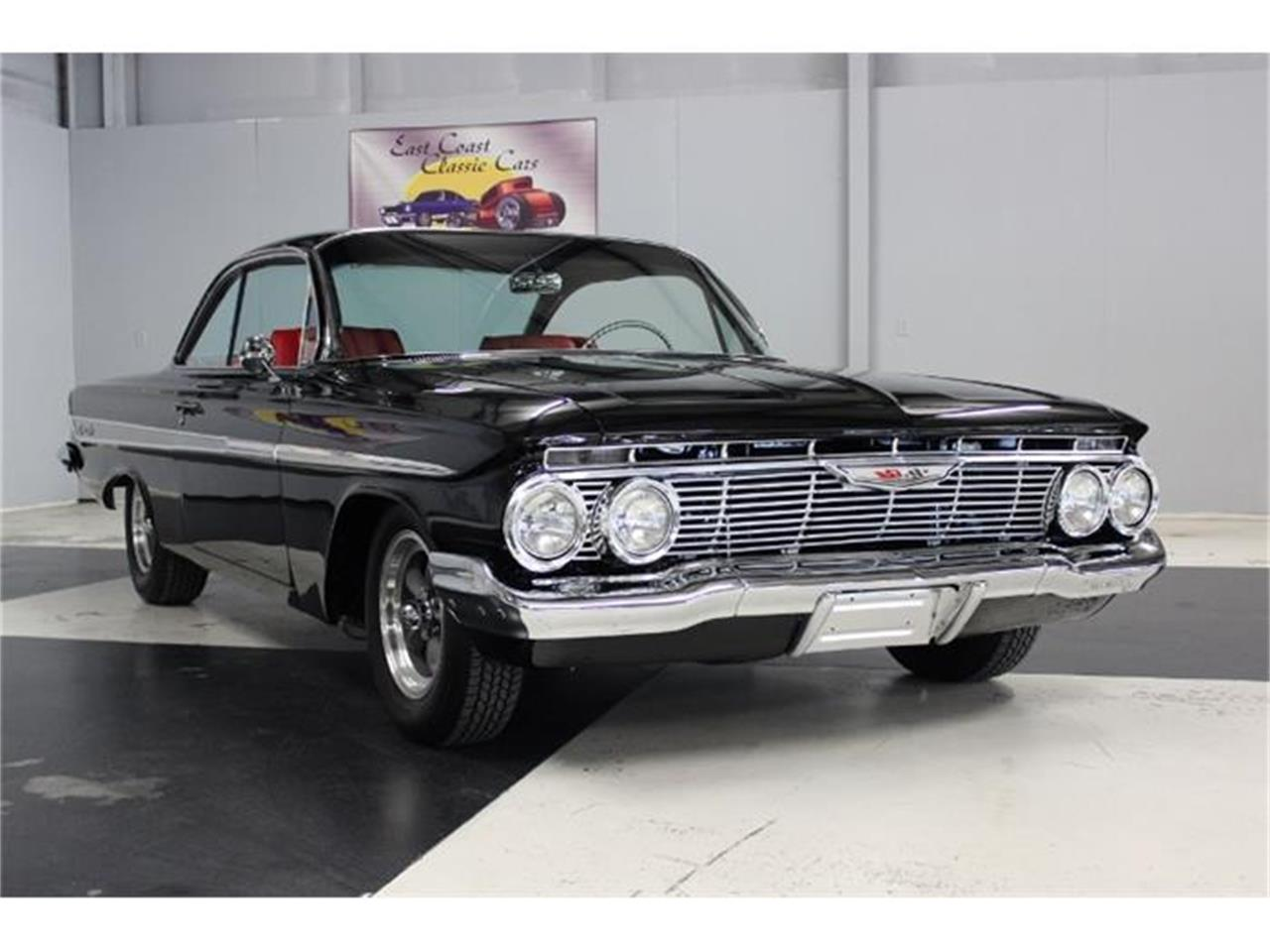 Large Picture of Classic 1961 Chevrolet Impala located in North Carolina - $65,000.00 Offered by East Coast Classic Cars - HJ60