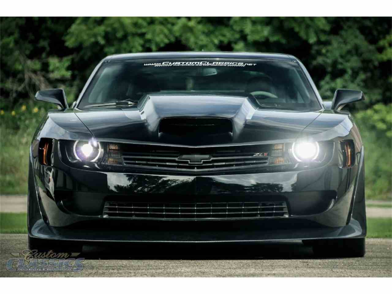 Large Picture of '14 Chevrolet Camaro ZL-1 Widebody Offered by Custom Classics - HK4B